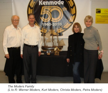 Kenmode Precision Metal Stamping 50 Years
