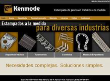 metal stamping spanish site