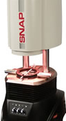 Metal stampng OGP Snap measuring machine