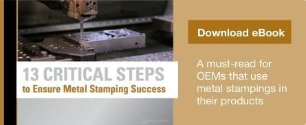 Progressive Stamping vs  Fine Blanking: Three questions OEMs